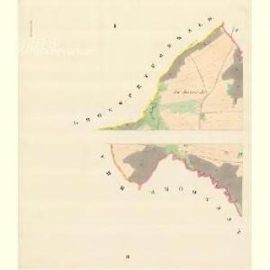 Trnawka - m3132-1-001 - Kaiserpflichtexemplar der Landkarten des stabilen Katasters