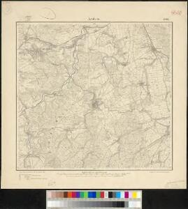 Meßtischblatt 2662 : Arolsen, 1908