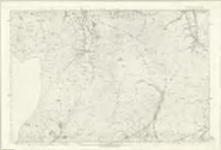 Yorkshire LXXX - OS Six-Inch Map