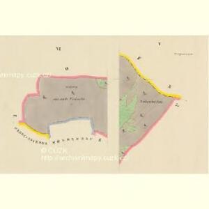Hainspach - c4122-3-004 - Kaiserpflichtexemplar der Landkarten des stabilen Katasters