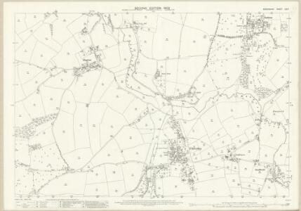 Shropshire LIX.7 (includes: Claverley) - 25 Inch Map