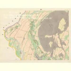 Tichau (Ticha) - m3107-1-003 - Kaiserpflichtexemplar der Landkarten des stabilen Katasters