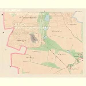 Radkowitz (Radkowicz) - c6356-1-004 - Kaiserpflichtexemplar der Landkarten des stabilen Katasters