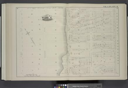Vol. 4. Plate, K. [Map bound by Twenty-Eighth St., Fifth Ave., Thirty-Sixth St., First Ave.; Including Twenty-Ninth St., Thirtieth St., Thirty-First St., Thirty-Second St., Thirty-Third St., Thirty-Fourth St., Thirty-Fifth St., Second Ave., Third Ave., F