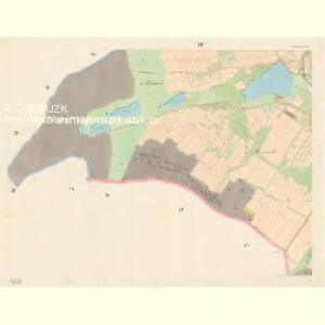 Petrowitz - c5739-1-003 - Kaiserpflichtexemplar der Landkarten des stabilen Katasters