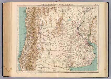 160-61. Argentina e Cile Centrali.
