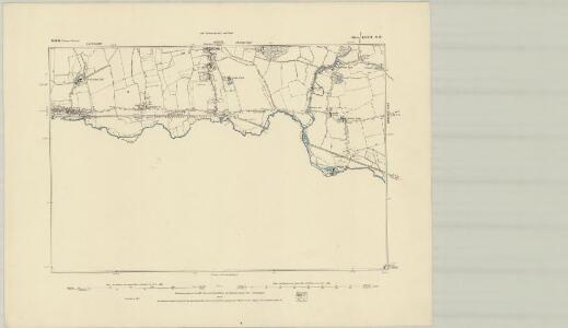 Suffolk LXXI.NE - OS Six-Inch Map