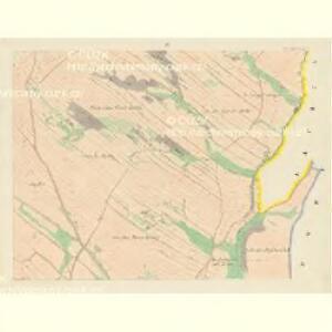 Waagstadt (Bilowes) - m0086-1-004 - Kaiserpflichtexemplar der Landkarten des stabilen Katasters