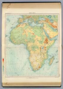 105-06. Africa fisica.