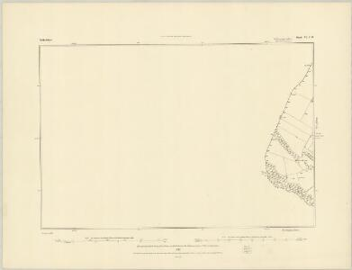 Bedfordshire V.NW - OS Six-Inch Map