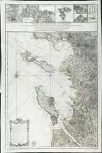 Carte des isles de Ré et d'Olleron