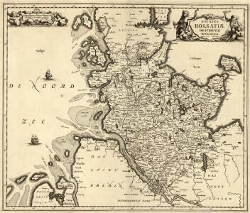 Ducatus Holsatiae Descriptio Novissima
