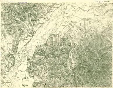 III. vojenské mapování 4460/3
