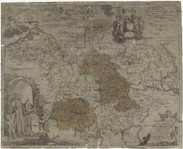 Germania benedictina qvae in illa sunt monasteria ord. S. Benedicti monstrans