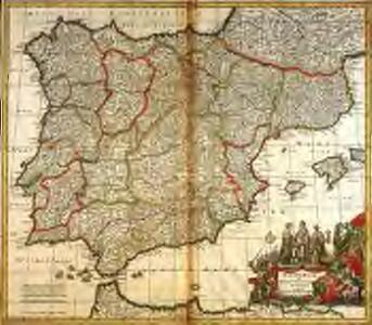 Hispaniae et Portugalliae regna [et]c