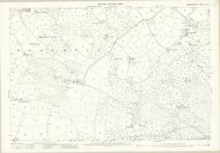 Caernarvonshire XLIII.4 (includes: Aberdaron; Botwnnog; Tudweiliog) - 25 Inch Map