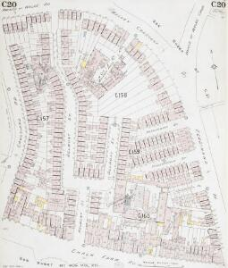 Insurance Plan of London North West District Vol. C: sheet 20