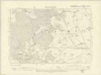 Herefordshire XLVII.SE - OS Six-Inch Map
