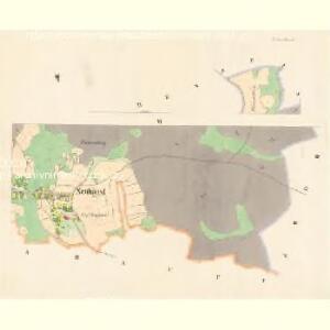 Neuhäusl - c5260-1-005 - Kaiserpflichtexemplar der Landkarten des stabilen Katasters