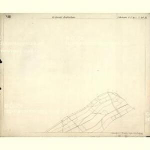 Schönau - c8462-1-010 - Kaiserpflichtexemplar der Landkarten des stabilen Katasters
