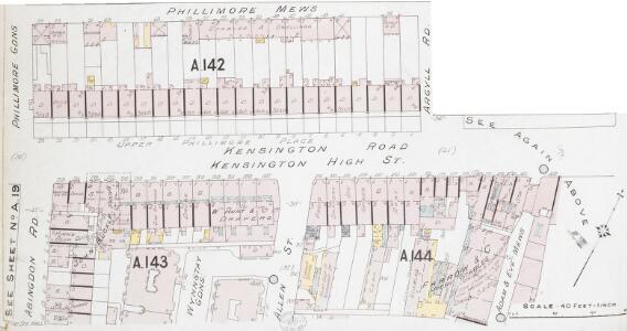 Insurance Plan of London Western District Vol. A: sheet 18-2