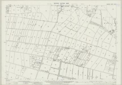 Somerset XXXIX.8 (includes: Wedmore) - 25 Inch Map