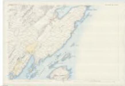 Argyll and Bute, Sheet CCXXXIII.1 (Kildalton) - OS 25 Inch map