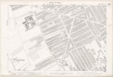 London X.27 - OS London Town Plan