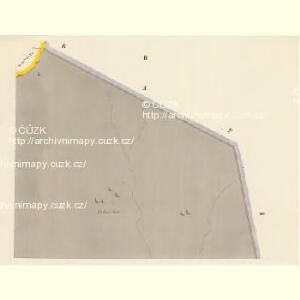 Kunwald - c3723-1-002 - Kaiserpflichtexemplar der Landkarten des stabilen Katasters