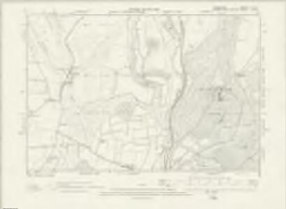 Hampshire & Isle of Wight LX.SE - OS Six-Inch Map