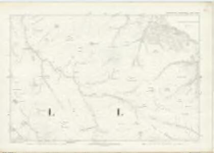 Argyllshire, Sheet LXXXIV - OS 6 Inch map