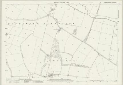 Huntingdonshire XXVII.4 (includes: Abbotsley; Eynesbury Hardwicke; St Neots Rural) - 25 Inch Map