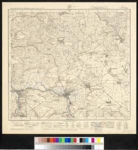 Meßtischblatt [7327] : Giengen, 1931