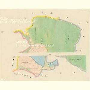 Lhotta - c3923-1-002 - Kaiserpflichtexemplar der Landkarten des stabilen Katasters
