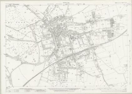Essex (New Series 1913-) n VII.16 (includes: Saffron Walden) - 25 Inch Map