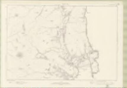 Argyll and Bute Sheet CCXLII - OS 6 Inch map