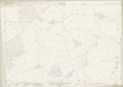 Essex (New Series 1913-) n XXIV.16 (includes: Great Dunmow; Great Easton; Lindsell; Stebbing) - 25 Inch Map