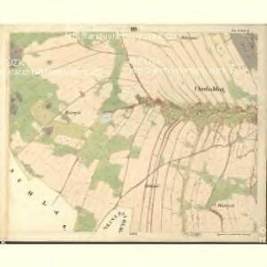 Uhretschlag - c4571-1-003 - Kaiserpflichtexemplar der Landkarten des stabilen Katasters