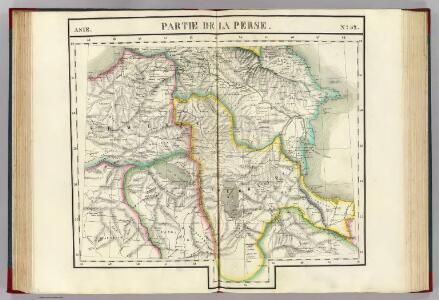 Partie, la Perse. Asie 52.