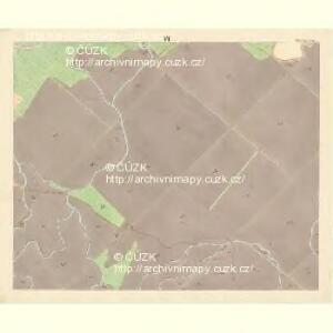Teinitz (Tinec) - m3185-1-006 - Kaiserpflichtexemplar der Landkarten des stabilen Katasters