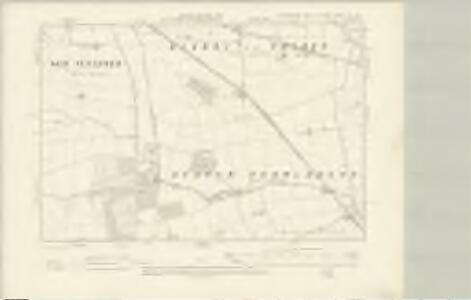Lincolnshire CVI.SE - OS Six-Inch Map