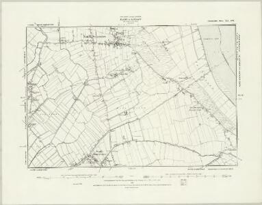 Lincolnshire XL.NE - OS Six-Inch Map