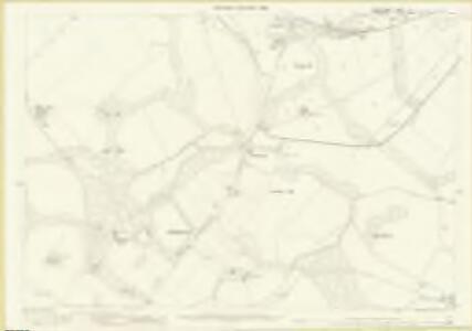 Peebles-shire, Sheet  007.08 - 25 Inch Map