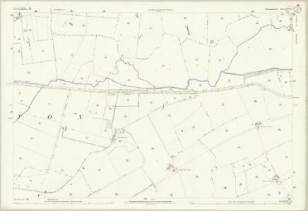Huntingdonshire XVII.15 (includes: Alconbury; Brampton; Ellington) - 25 Inch Map