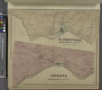 St. Johnsville Montgomery Co. [Township]; Mohawk Montgomery Co. [Township]