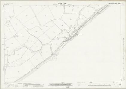 Essex (New Series 1913-) n XLIX.8 (includes: Frinton and Walton; Great Clacton) - 25 Inch Map