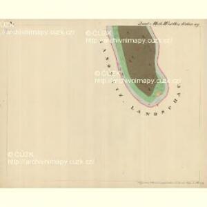 Cwalatitz - m0989-1-010 - Kaiserpflichtexemplar der Landkarten des stabilen Katasters