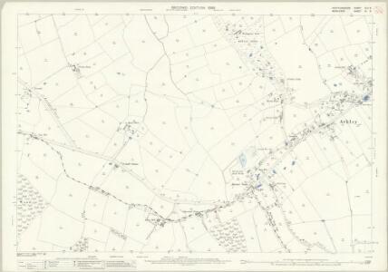 Hertfordshire XLV.6 (includes: Arkley; Elstree; Hendon; Rowley) - 25 Inch Map