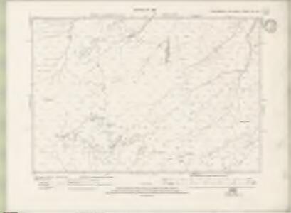 Stirlingshire Sheet n VII.SE - OS 6 Inch map