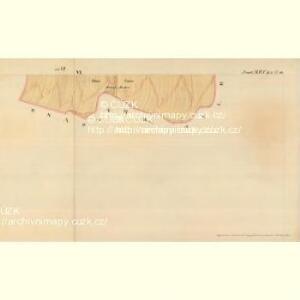 Mitzmanns - m1778-1-006 - Kaiserpflichtexemplar der Landkarten des stabilen Katasters